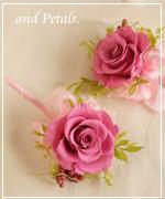 OP134 花束贈呈のブトニア