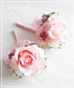 OP38 花束贈呈のブトニア