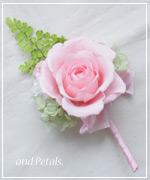 OP47 花束贈呈のブトニア