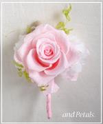 OP51 花束贈呈のブトニア