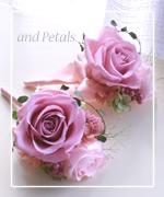 OP10 花束贈呈のブトニア