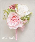 OP82 花束贈呈のブトニア