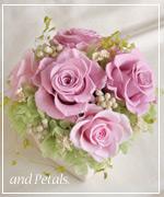 OP87 ご両親へ花束贈呈