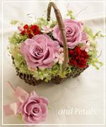 OP97 ご両親へ花束贈呈
