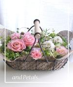 OP5 ご両親へ花束贈呈