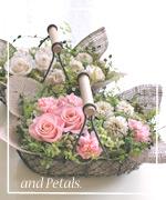 OP12 ご両親へ花束贈呈