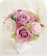 OP35 ご両親へ花束贈呈