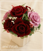 OR45 ご両親へ花束贈呈