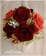 OR46 ご両親へ花束贈呈