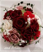 OR50 ご両親へ花束贈呈