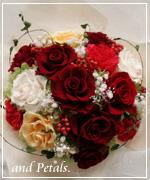 OR51 ご両親へ花束贈呈