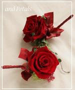 OR35 花束贈呈のブトニア