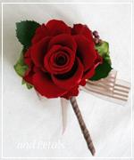 OR42 花束贈呈のブトニア