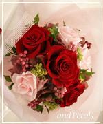 OR21 ご両親へ花束贈呈