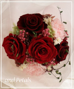 OR34 ご両親へ花束贈呈