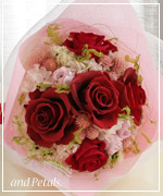 OR6 ご両親へ花束贈呈