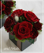 OR41 ご両親へ花束贈呈