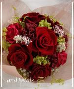 OR25 ご両親へ花束贈呈