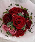 OR26 ご両親へ花束贈呈