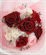 OR17 ご両親へ花束贈呈