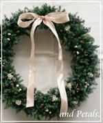 OW131 クリスマスリース