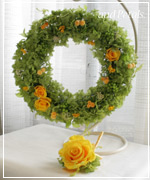 OW52 ご両親へ花束贈呈