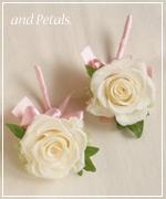 OW104 花束贈呈のブトニア