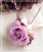 OW122 花束贈呈のブトニア