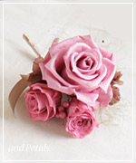 OW57 花束贈呈のブトニア