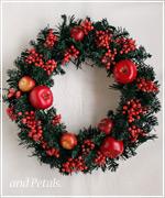 OW39 クリスマスリース