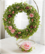 OW53 ご両親へ花束贈呈