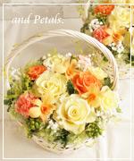 OY57 ご両親へ花束贈呈
