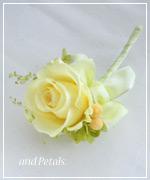 OY17 花束贈呈のブトニア