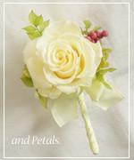 OY39 花束贈呈のブトニア