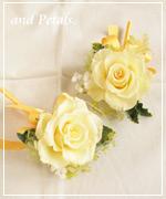 OY58 花束贈呈のブトニア