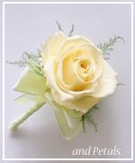 OY8 花束贈呈のブトニア