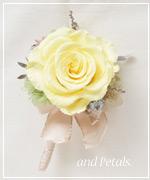 OY25 花束贈呈のブトニア