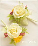 OY29 花束贈呈のブトニア