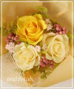 OY41 お子様からの花束贈呈