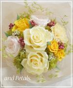 OY43 ご両親へ花束贈呈