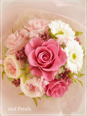 ORP2001 ご両親へ花束贈呈