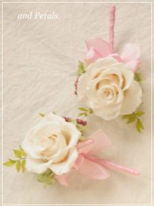orp2002 花束贈呈のブトニア