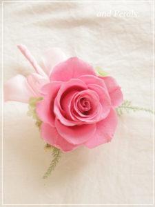 orp2005 花束贈呈のブトニア