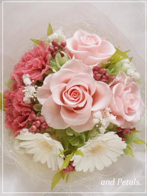 ORP2010 ご両親へ花束贈呈