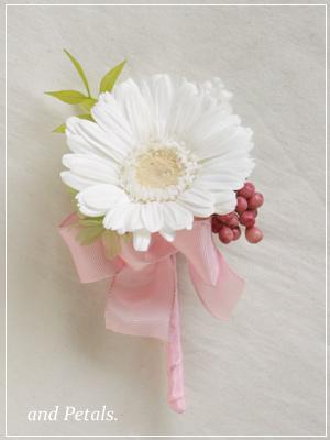 ORP2012 花束贈呈のブトニア