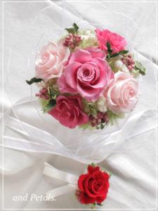 orp2013 ご両親へ花束贈呈