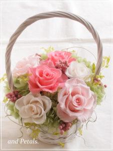 orp2014 ご両親へ花束贈呈