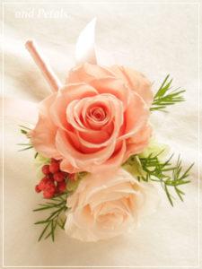 orf2005 花束贈呈のブトニア