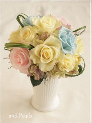 ORM2001 ご両親へ花束贈呈