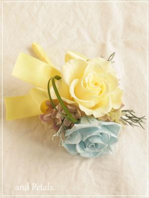 ORM2003 花束贈呈のブトニア